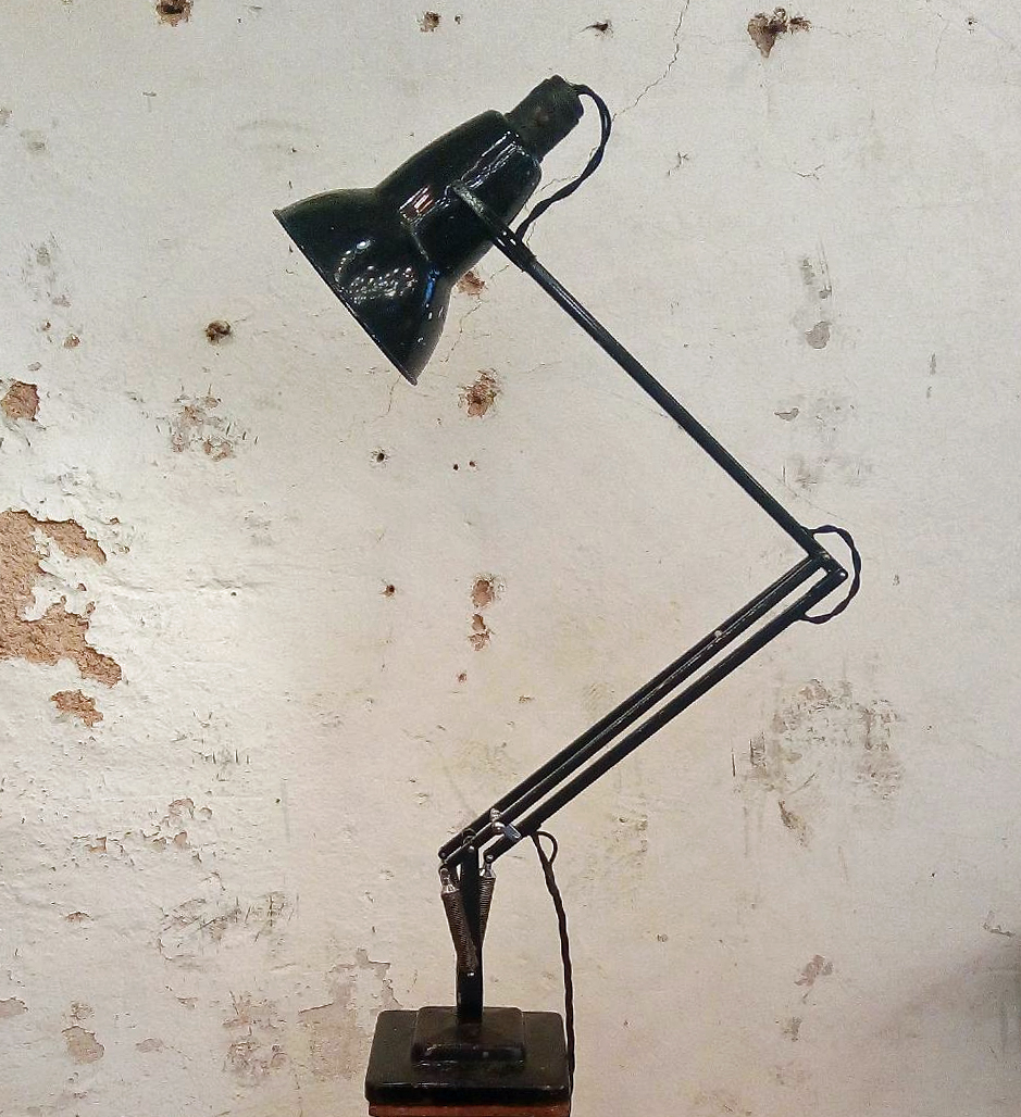 The 10 best Anglepoise lamps. In no particular order...