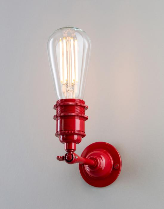 Old School Electric Industrial wall light