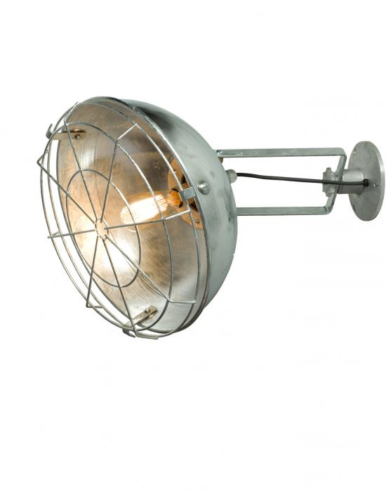 Cargo Cluster wall light