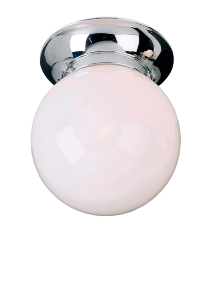 Lefroy Brooks Classic flush mounted ceiling light