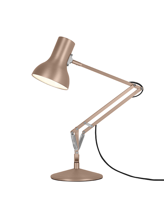 Anglepoise Original 1227 Mini Metallic Desk Lamp