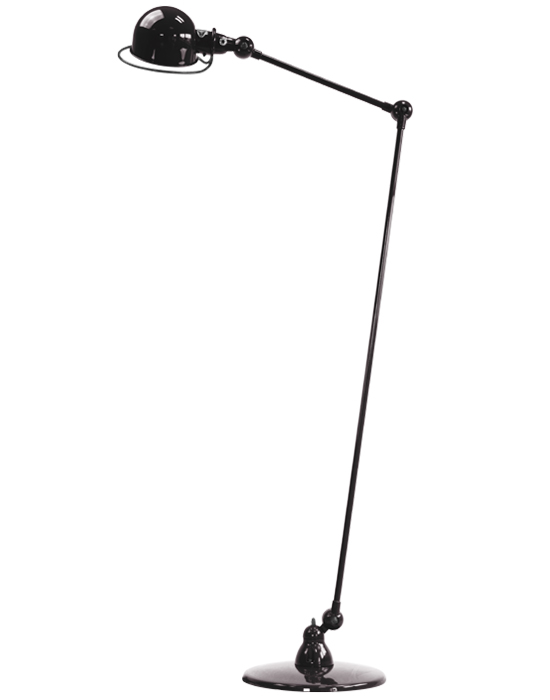 Jielde Loft two arm reading light - Best UK price guaranteed