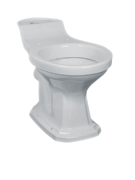 Lefroy Brooks Lissa Doon close coupled WC pan