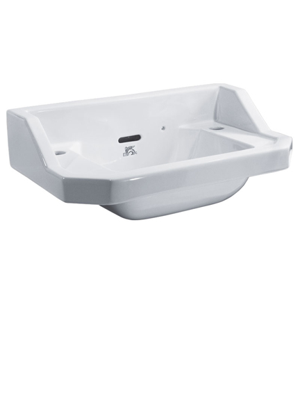 Lefroy Brooks Charterhouse cloakroom basin