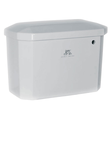 Lefroy Brooks Classic low level cistern (front flush)