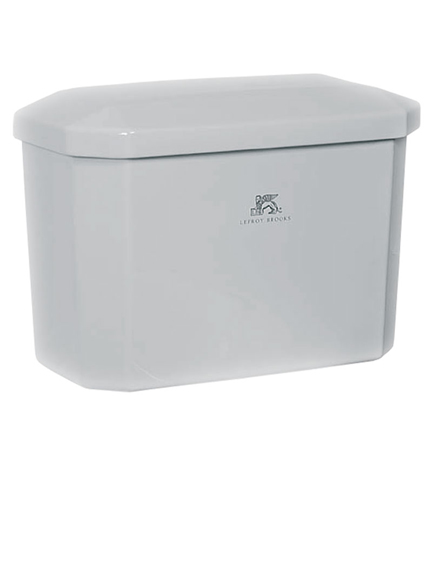 Lefroy Brooks Classic close coupled cistern with side flush