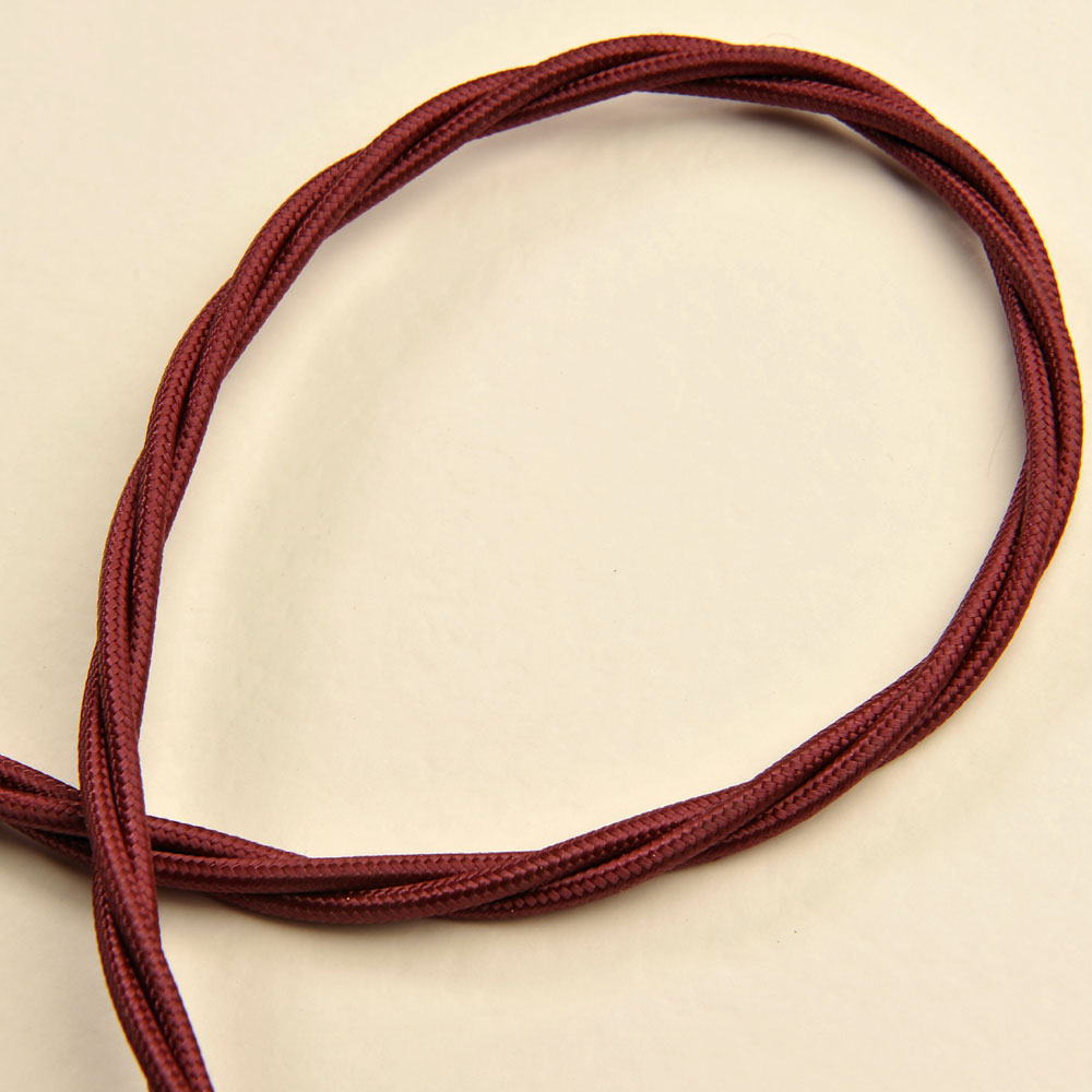 Cable - Burgundy - Electrical