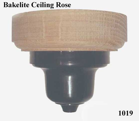 Brown Ceiling Rose