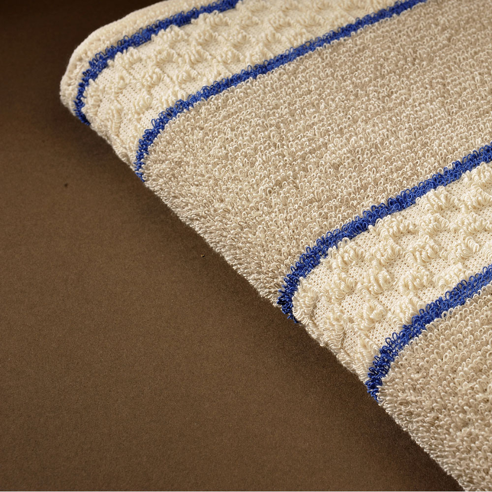 Roller Towel - Blue Stripe