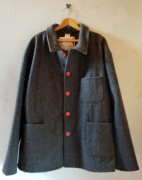 Burel Wool Jacket