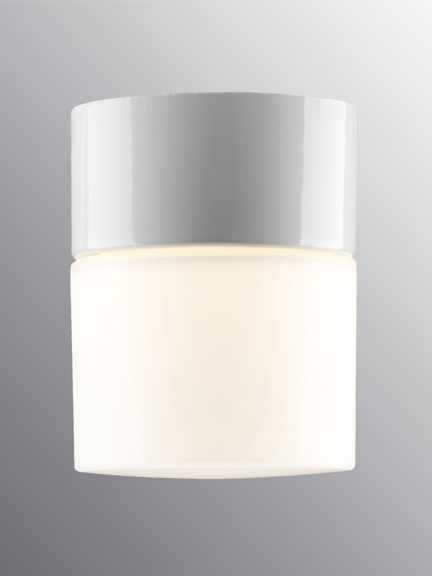 Opus 125 sauna ceiling/wall light