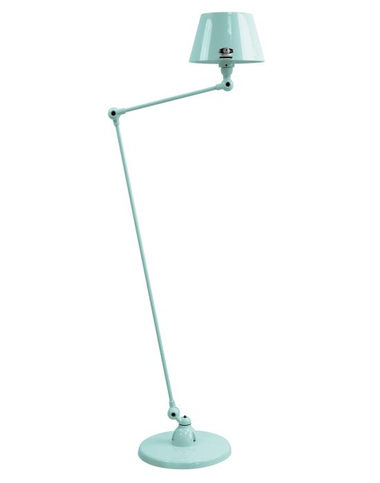 Jielde Aicler two arm floor light - straight shade