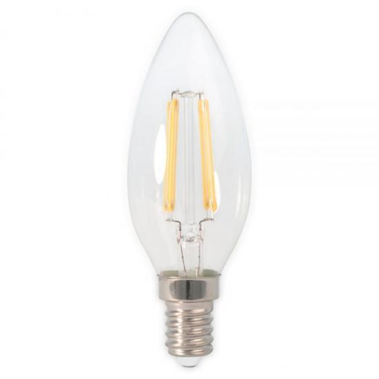 LED Filament Bulb - 2w E14 Candle